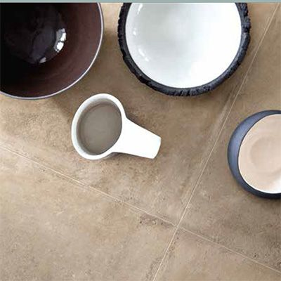tegels onderhouden in keramiek met de producten van Lithofin