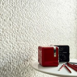 marmerlook tegels met hexagoon motief