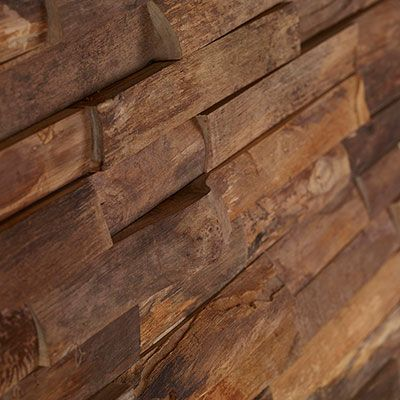 Solden op Lalegno houtsrips arran bij Top Tegel 04 in West Vlaanderen